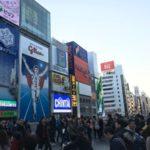 大阪は逆ナンの宝庫!【定番】3スポット紹介〜ギャルや若い子が多い